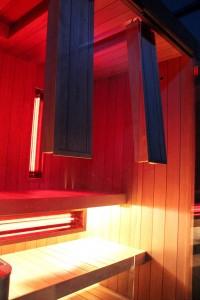27 IDUS sauna