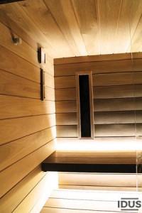 idus sauna infra rossi