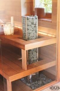 idus sauna tower